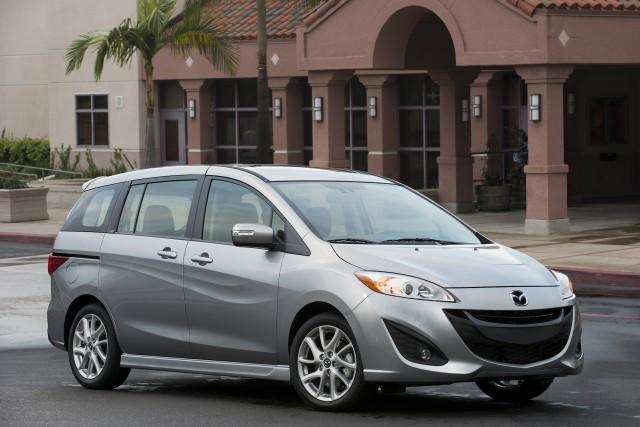 2015 Mazda 5