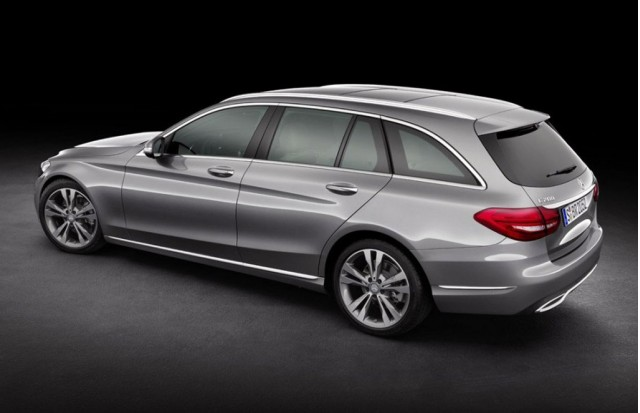 2015 Mercedes Benz C Class Estate (wagon)