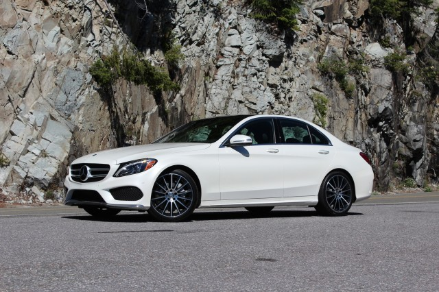 2015 Mercedes-Benz C-Class - First U.S. Drive, August 2014