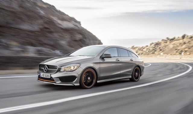 2015 Mercedes-Benz CLA Shooting Brake