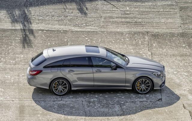 2015 Mercedes-Benz CLS63 AMG Shooting Brake