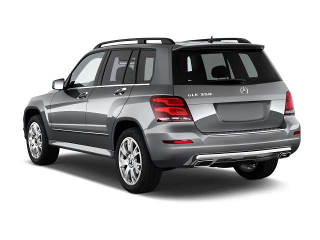 New and Used Mercedes-Benz GLK Class: Prices, Photos, Reviews, Specs