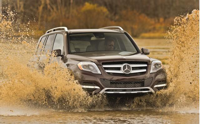 2015 Mercedes-Benz GLK Class (GLK250 BlueTEC)