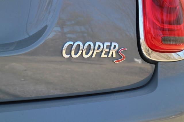 2015 MINI Cooper S 4-Door Hardtop, Catskill Mountains, NY, Apr 2015