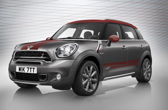 2017 Mini Countryman Park Lane
