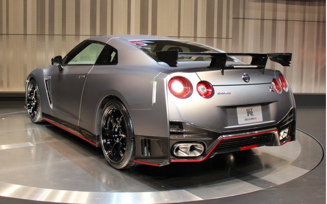 2015 New Nissan GT R Nismo - YouTube