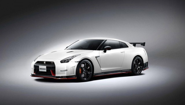 2015 Nissan GT-R NISMO Leaked