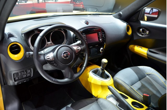 2015 Nissan Juke Unveiled In Geneva Live Photo Gallery