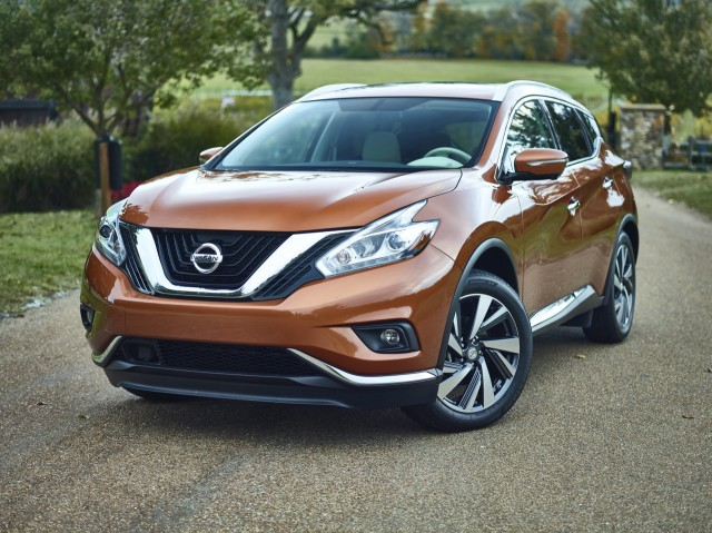 Nissan Murano Rogue Recalled To Fix Brakes Labelling