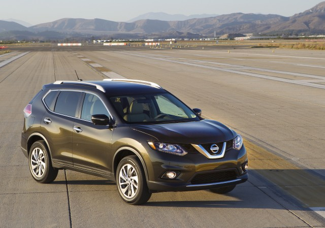 2017 Nissan Rogue Recalled To Fix Rollaway Risk