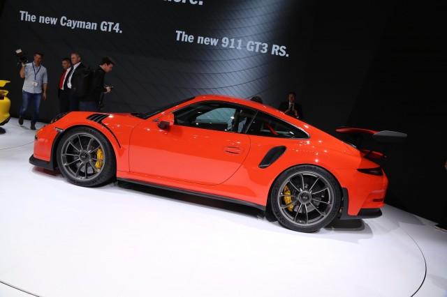 2015 Porsche 911 GT3 RS