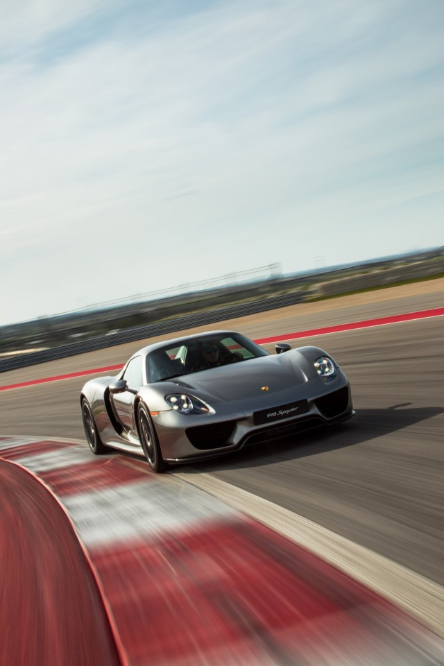 2015 Porsche 918 Spyder Review Ratings Specs Prices And Photos