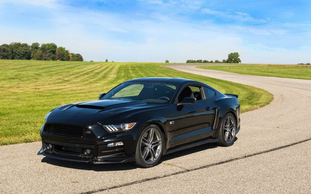 2015 Roush RS Mustang