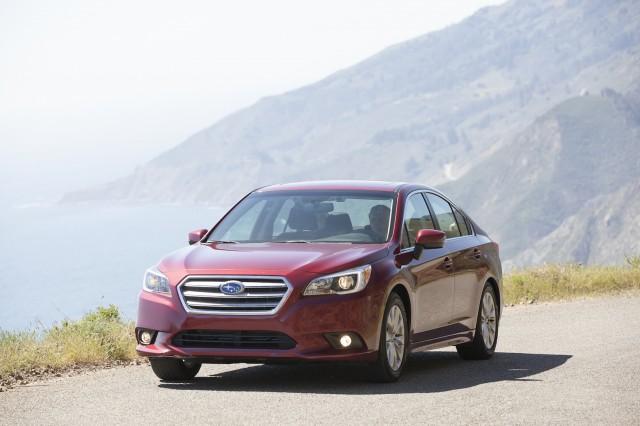 2015 Subaru Legacy 2.5i
