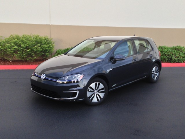 2015 Volkswagen e-Golf - Long-term test car