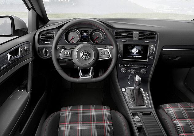 2015 Volkswagen GTI (Euro spec)