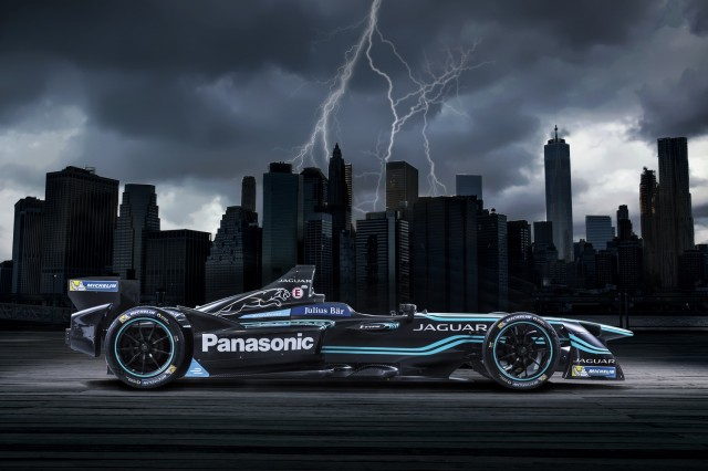 Formula E Electric Car Race Coming To New York City Next July