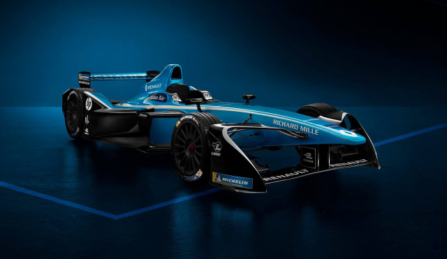 nissan to replace renault in formula e by 2018 2019 season. Black Bedroom Furniture Sets. Home Design Ideas