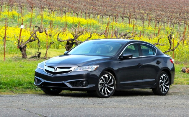 2016 Acura ILX  -  First Drive, February 2015