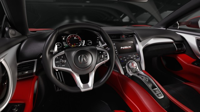 Acura NSX: The Legend Returns At 2015 Detroit Auto Show (Page 2)