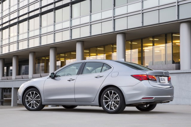 2016 Acura TLX V6 SH-AWD