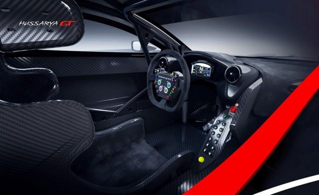 2017 Arrinera Hussarya GT race car