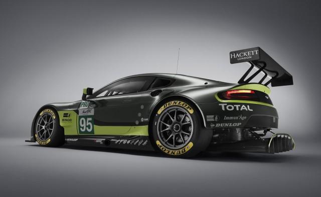 Hardcore Aston Martin Vantage Gt8 In The Works