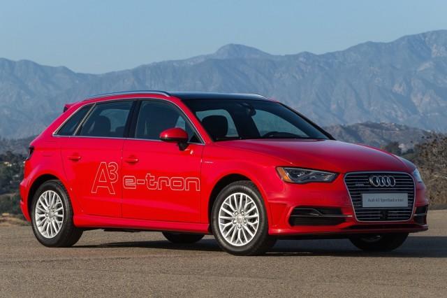 Audi A ETron PlugIn Hybrid Priced From - Audi a3 hybrid