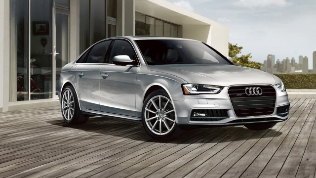Audi A Priced From S From - Audi 2016