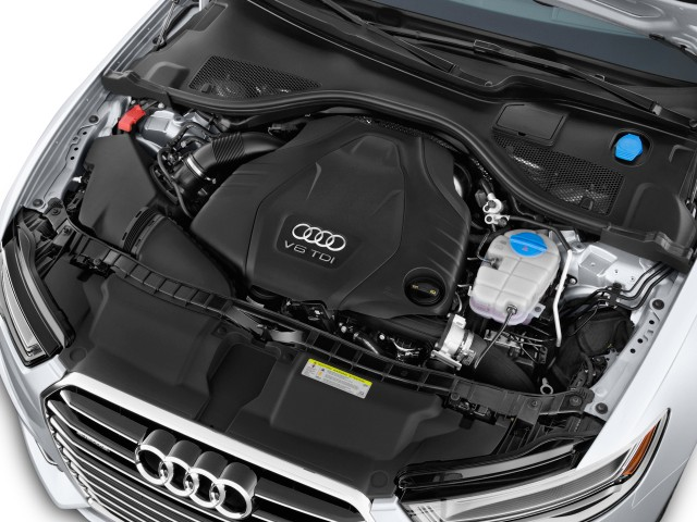 2016 Audi A6 4-door Sedan quattro 3.0L TDI Prestige Engine