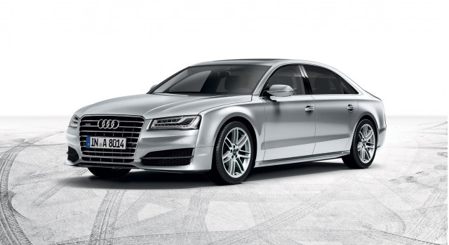 Audi A Gets New Sport Trim - Audi a8 sport
