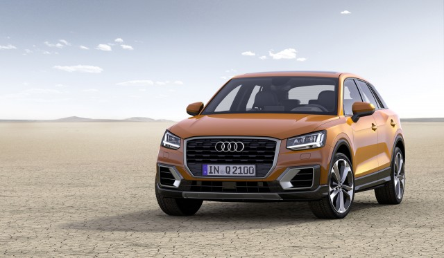 Report Audi Q Due In - Audi q1