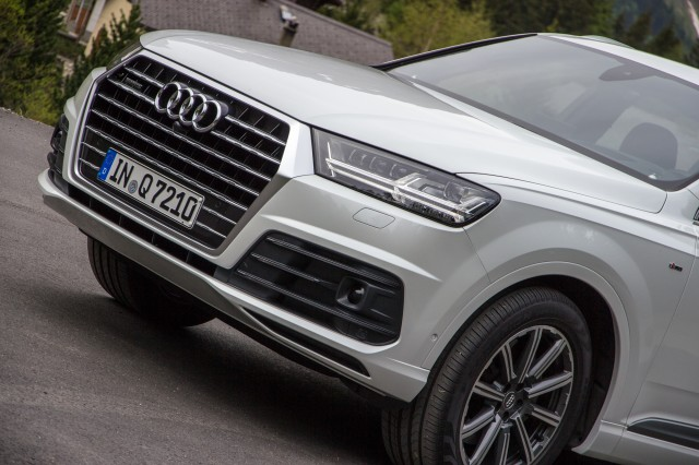 audi confirms q1 for 2016 electric q6 for 2018 and q8 for 2019. Black Bedroom Furniture Sets. Home Design Ideas