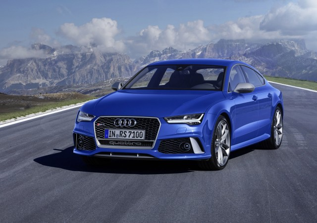 2016 Audi Rs 7 Performance And S8 Plus First Drive Review