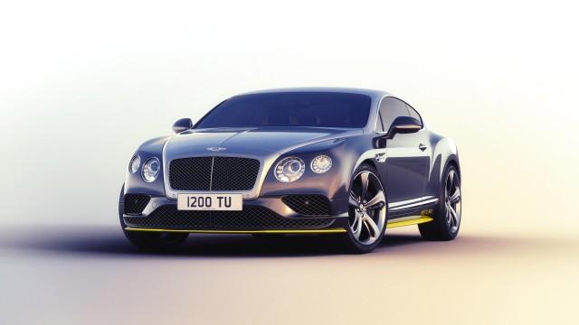 2016 Bentley Continental GT Speed Breitling Jet Team Series