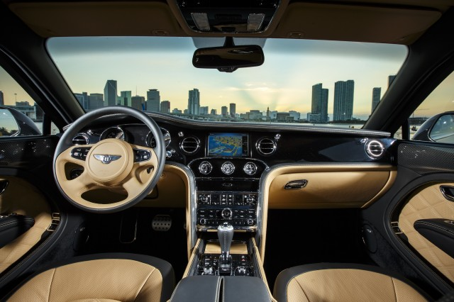 2016 bentley mulsanne speed first drive. Black Bedroom Furniture Sets. Home Design Ideas