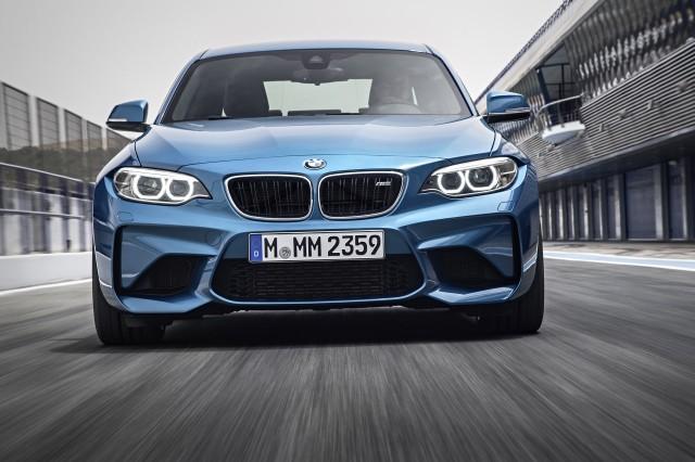 Awesome 2016 BMW M2