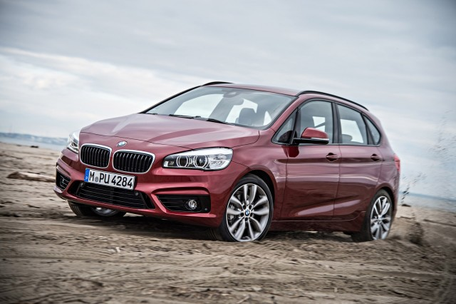 2016 BMW 220d xDrive Active Tourer