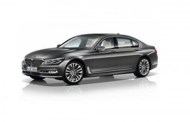 2016 BMW 7-Series leaked - Image via BimmerToday