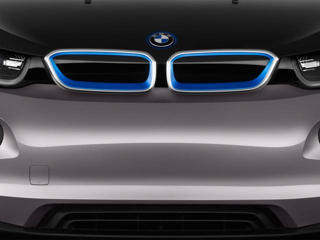 Grille - 2016 BMW i3 4-door HB