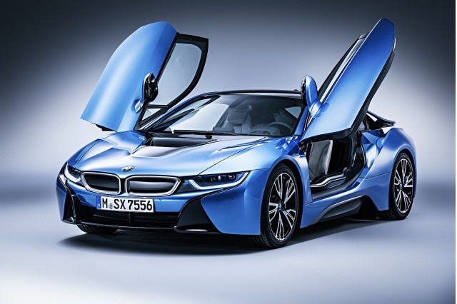 BMW I8 Prototype To Drop Engine Go All Electric Report