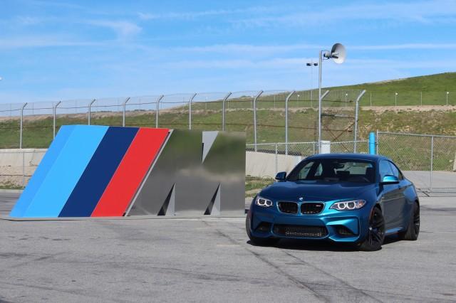 2016 BMW M2   First Drive