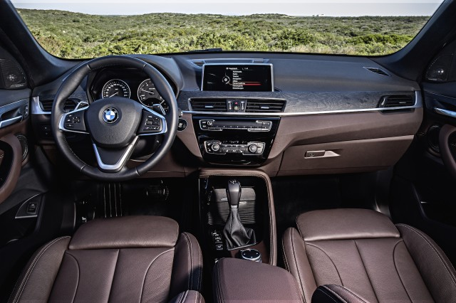 2016 BMW X1 Preview