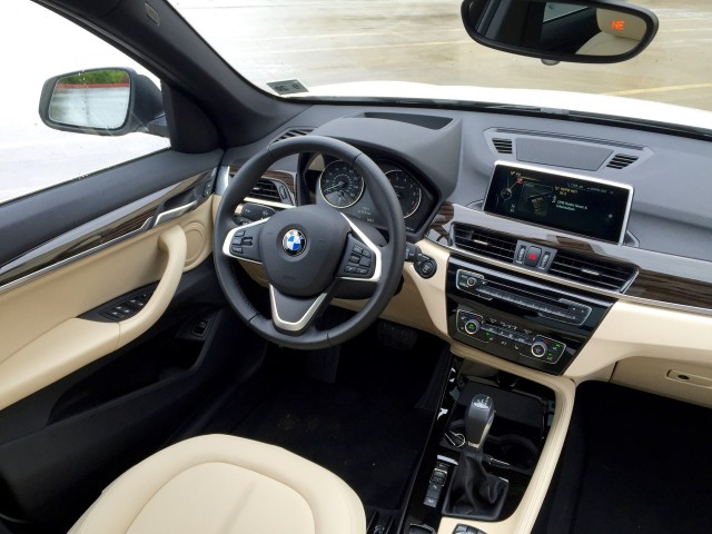 2016 Bmw X1 First Drive April