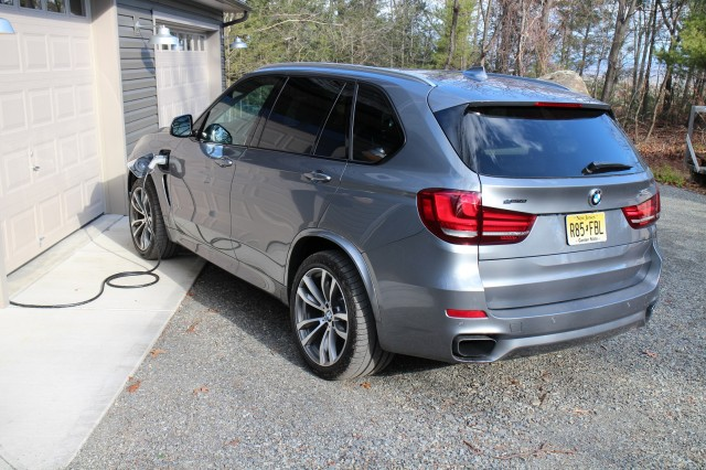 2016 BMW X5 xDrive 40e, Hudson Valley, NY, Dec 2015