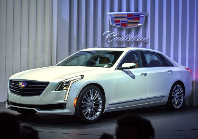 2016 Cadillac Ct6 2017 New York Auto Show