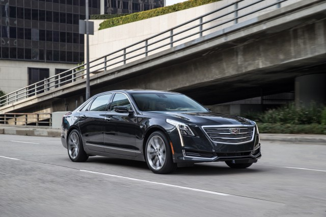 2016 Cadillac Ct6 Review Ratings Specs Prices And Photos The