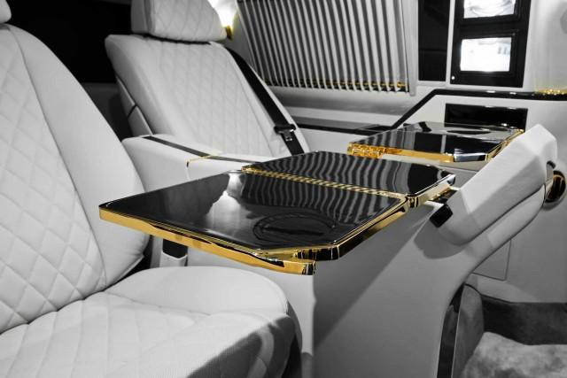 Lexani unveils piano-inspired ultra-plush Cadillac Escalade