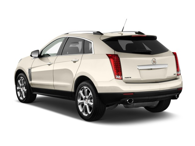 New And Used Cadillac Srx Prices