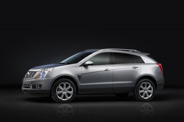 Cadillac Srx For Sale The Car Connection